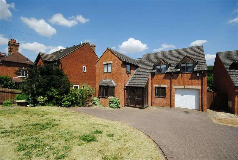 4 Bedrooms Detached House for sale in Littleworth, Wing