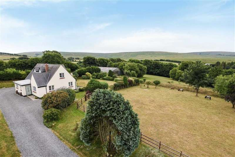 4 Bedrooms Detached House for sale in Furzehill, Barbrook, Lynton, Devon, EX35