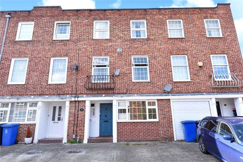 4 Bedrooms Town House for sale in Wayside Mews, Maidenhead, Berkshire, SL6