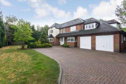 4 Bedrooms Detached House for sale in Woodlands, Darras Hall, Ponteland, Northumberland, NE20