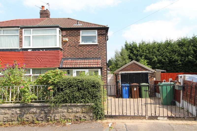 3 Bedrooms Semi Detached House for sale in Windsor Crescent, Prestwich