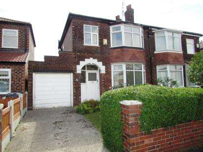 3 Bedrooms Semi Detached House for sale in Kingsdale Road, Gorton, Manchester