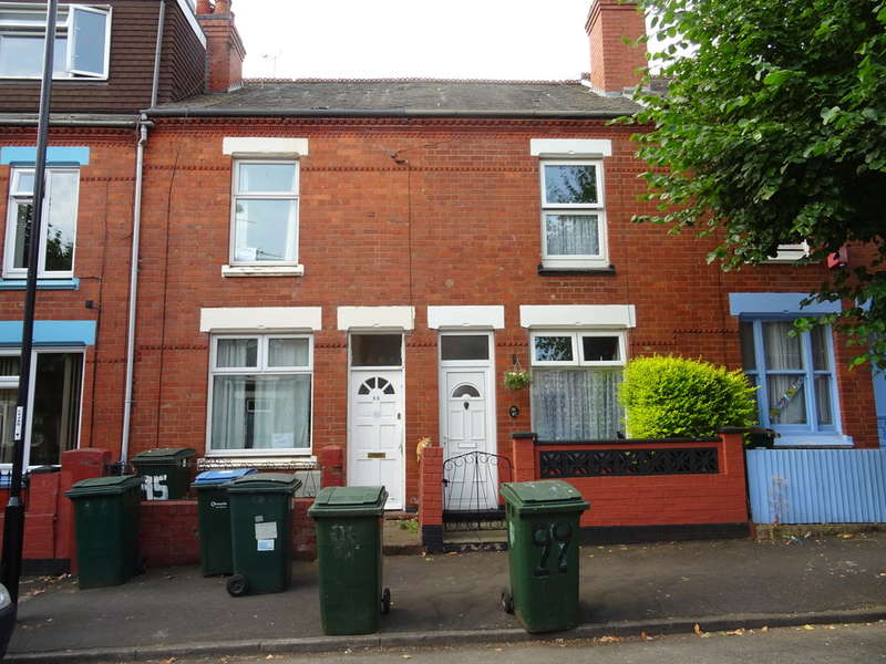3 Bedrooms Terraced House for rent in Hollis Road, Stoke