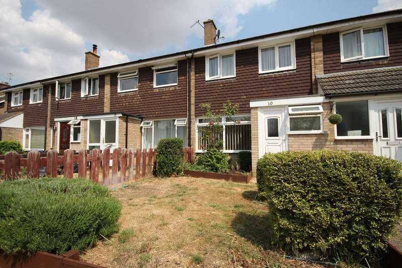 3 Bedrooms Terraced House for sale in Bury Road, Shefford, SG17