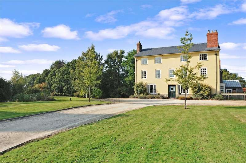 7 Bedrooms Detached House for sale in Eardisland, Leominster, Herefordshire