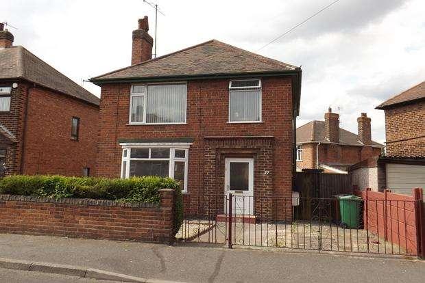 3 Bedrooms Detached House for sale in Braemar Road, Highbury Vale, Nottingham, NG6