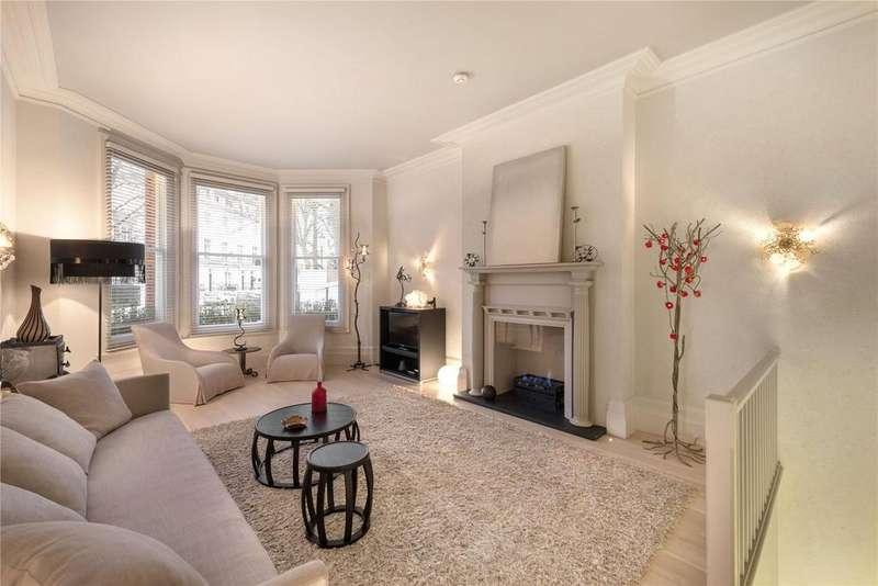 3 Bedrooms Flat for sale in Egerton Gardens, Knightsbridge, London