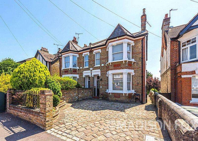 5 Bedrooms Semi Detached House for sale in Queens Road, Loughton, IG10