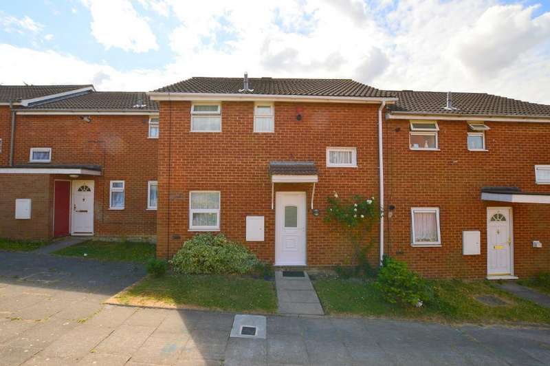 2 Bedrooms Terraced House for sale in Morris Close, Luton, LU3 3TP