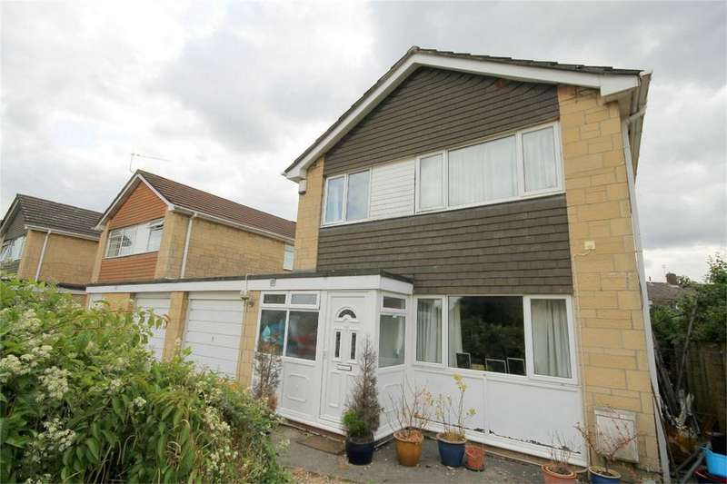 3 Bedrooms Detached House for sale in Frenchay Close, Downend, Bristol