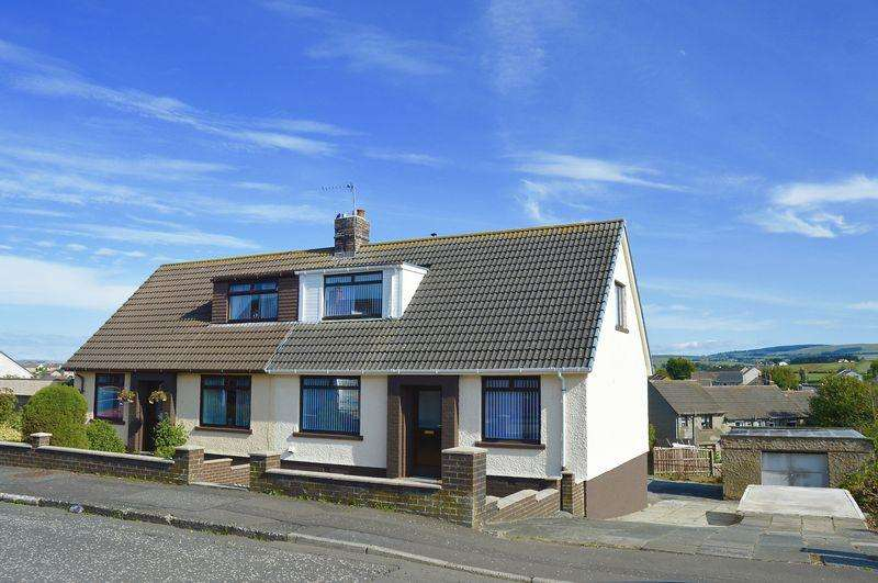 3 Bedrooms Semi-detached Villa House for sale in Glencraig Street, Drongan