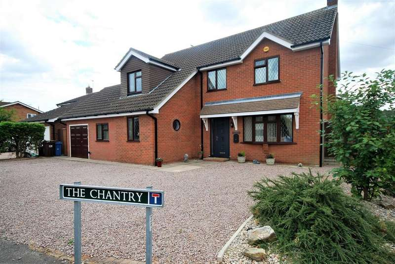 4 Bedrooms Detached House for sale in The Chantry, Spalding