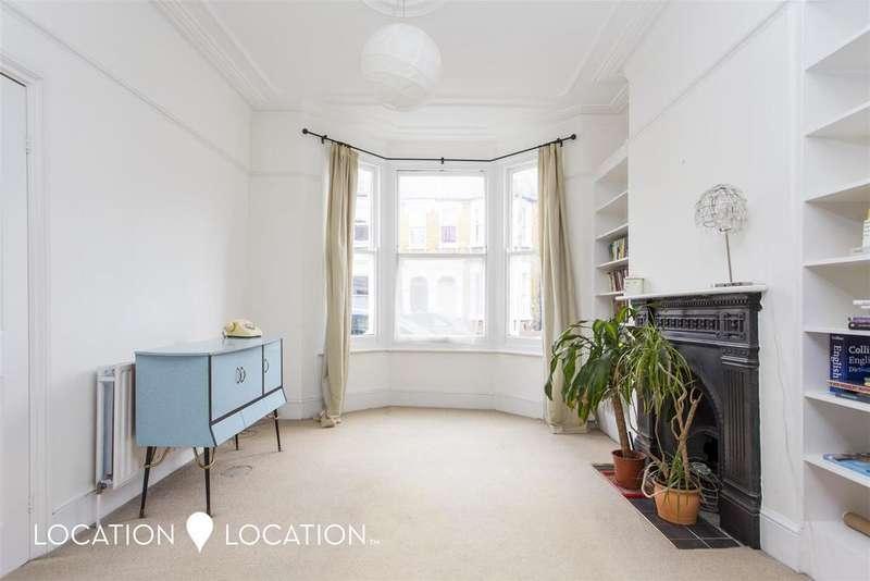 3 Bedrooms Terraced House for sale in Belgrade Road, London