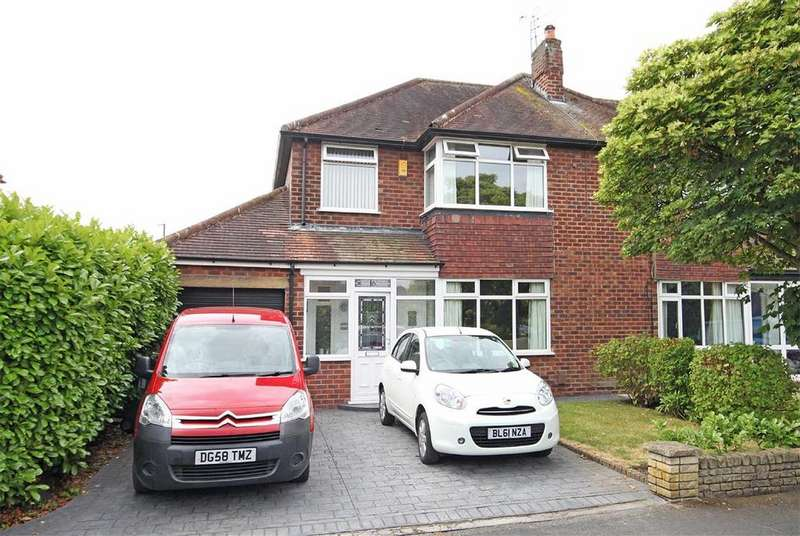 3 Bedrooms Semi Detached House for sale in Mayfield Close, Timperley, Cheshire