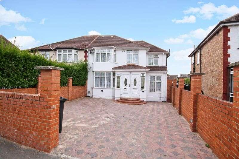 5 Bedrooms Property for sale in Sandringham Road, Northolt