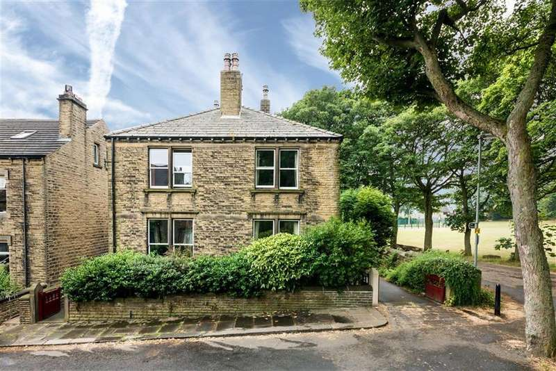 4 Bedrooms Detached House for sale in Wormald Street, Almondbury, Huddersfield, HD5