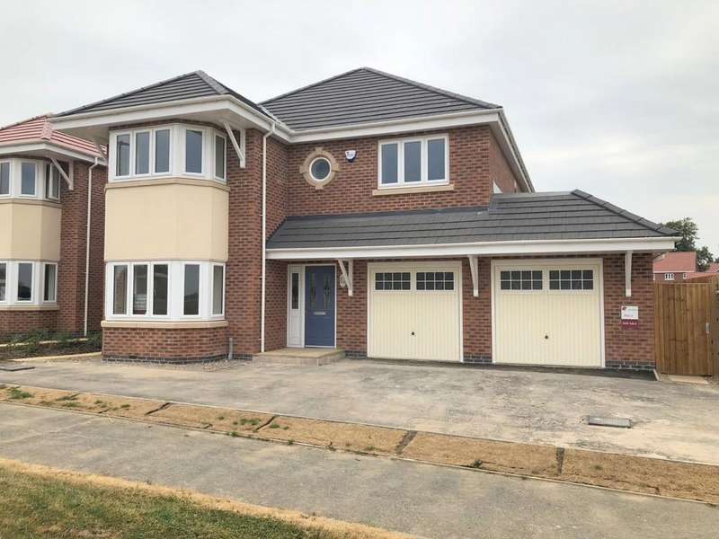 4 Bedrooms Detached House for sale in Waingroves Road, Waingroves, Ripley