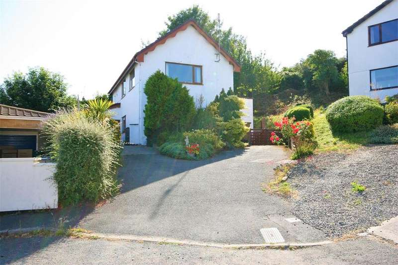 4 Bedrooms Detached House for sale in Ffordd Tirionfa, Colwyn Bay