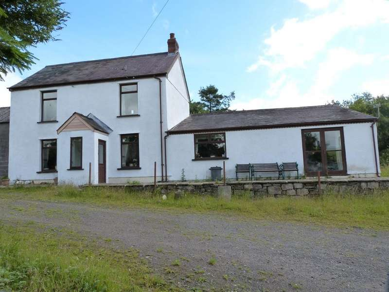 5 Bedrooms Detached House for sale in Glanaman CARMARTHENSHIRE