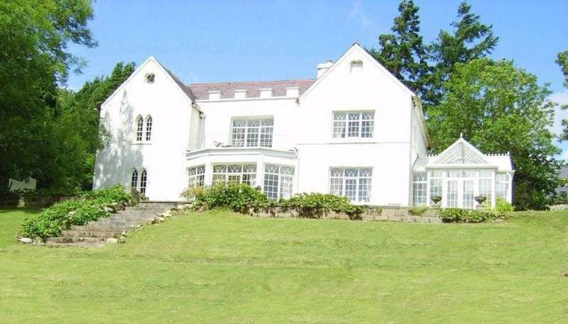 5 Bedrooms Detached House for sale in Ffairfach Llandeilo CARMARTHENSHIRE