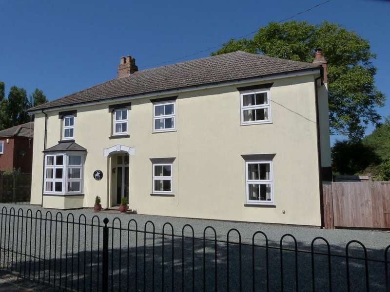 5 Bedrooms Detached House for sale in Upwell CAMBRIDGESHIRE