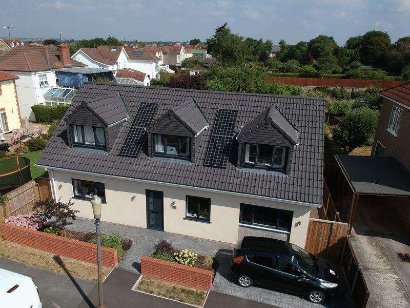 3 Bedrooms Detached House for sale in Davids Road, Whitchurch, Bristol, BS14