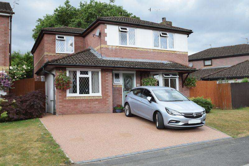 5 Bedrooms Detached House for sale in Gifford Close, Cwmbran