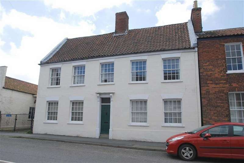 4 Bedrooms Detached House for sale in High Street, Wainfleet, Skegness