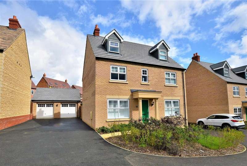 5 Bedrooms Property for sale in Goody Rudkin Close, Stamford