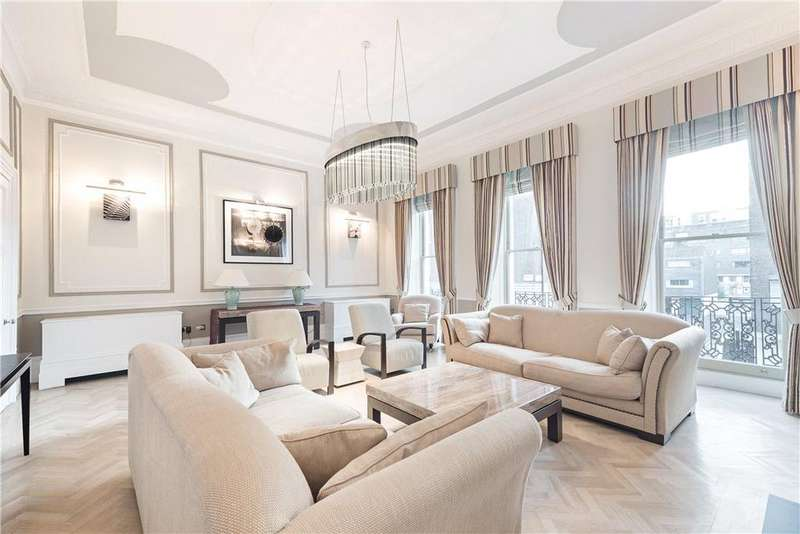 6 Bedrooms Terraced House for sale in Chandos Street, Marylebone, London, W1G