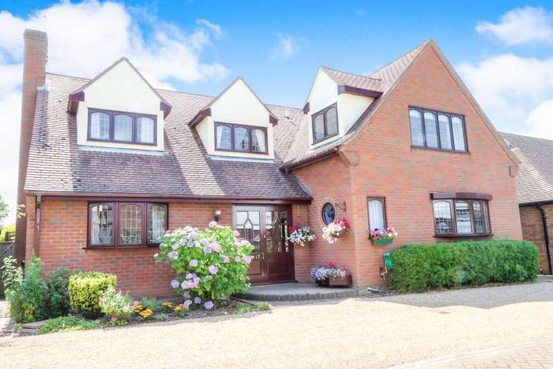 4 Bedrooms Detached House for sale in Stones Throw From The Beach, Noredale, Shoeburyness