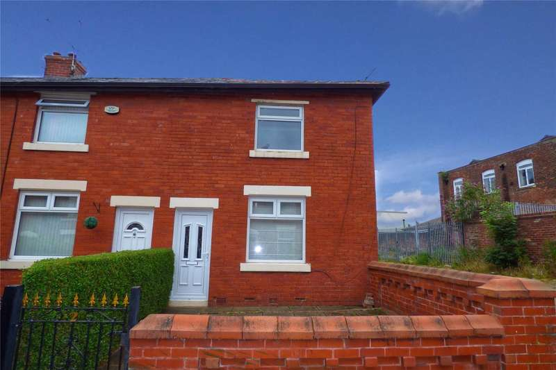 3 Bedrooms End Of Terrace House for sale in Albert Street, Heywood, Greater Manchester, OL10