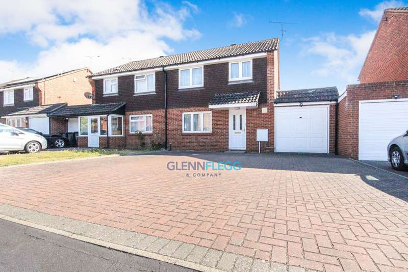 3 Bedrooms Semi Detached House for sale in George Green