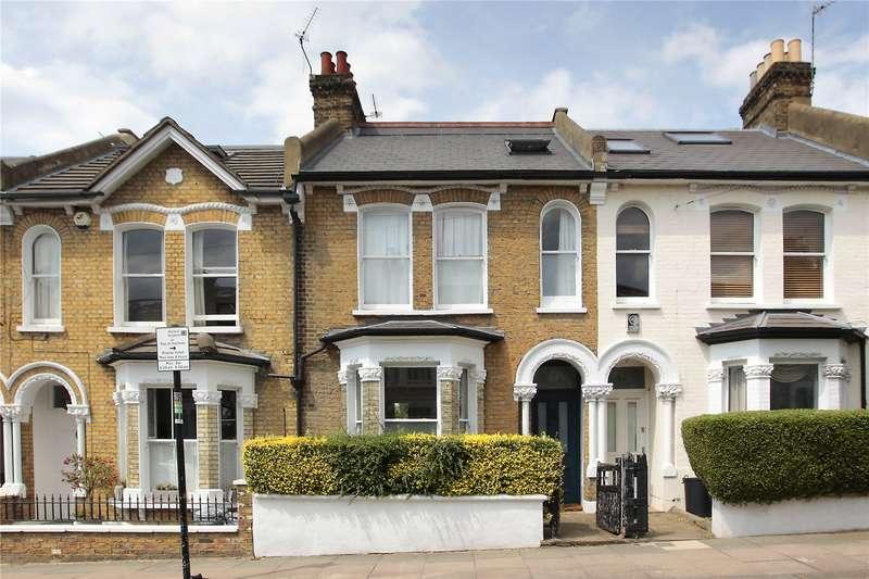 4 Bedrooms Terraced House for sale in Burland Road, Battersea, London, SW11