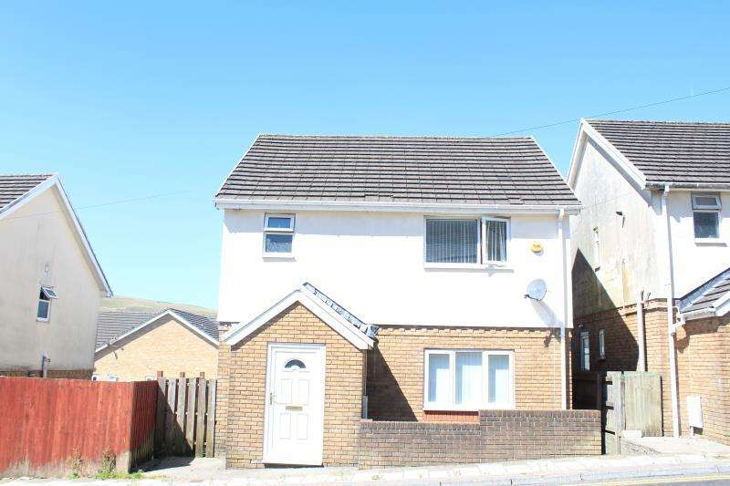 3 Bedrooms Detached House for sale in Upper High Street, Rhymney