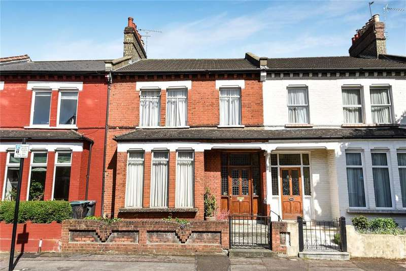4 Bedrooms Terraced House for sale in Woollaston Road, Finsbury Park, London, N4