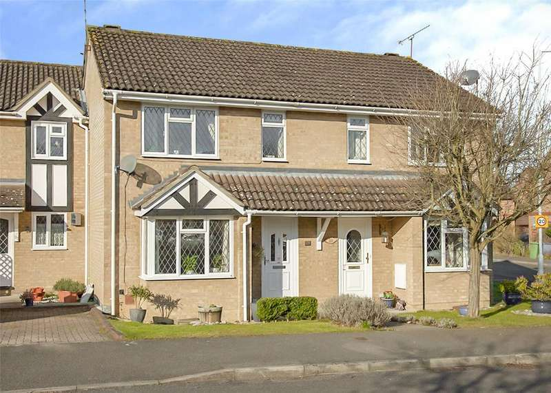 3 Bedrooms Terraced House for sale in Scania Walk, Winkfield Row, Berkshire, RG42