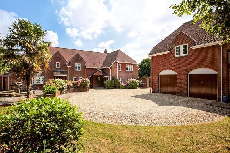 5 Bedrooms Detached House for sale in Farnham, Blandford Forum, Dorset, DT11
