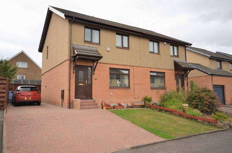 3 Bedrooms Semi-detached Villa House for sale in 37 Garvine Road, Coylton KA6 6NZ