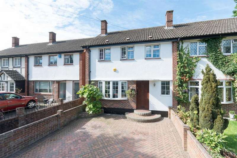 3 Bedrooms Semi Detached House for sale in Hermitage Road, Upper Norwood