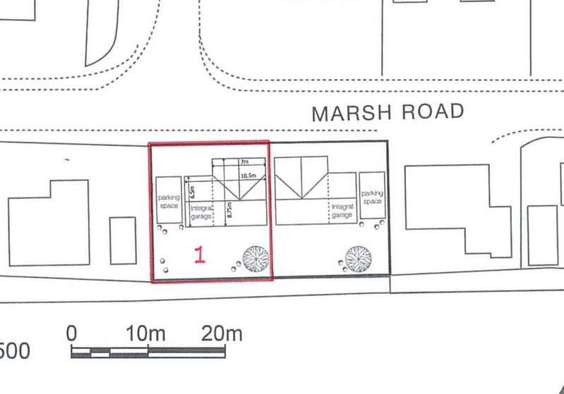 Land Commercial for sale in Marsh Road, Gedney Drove End, Spalding