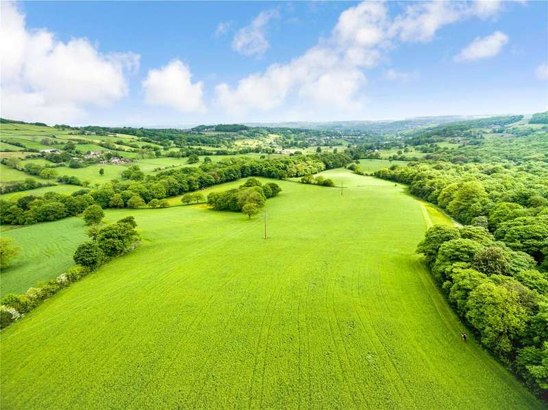 Land Commercial for sale in Land Woodland At Roydhouse, Farnley Tyas, Huddersfield, West Yorkshire