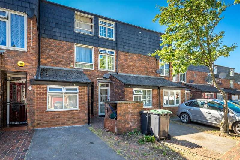 4 Bedrooms Terraced House for sale in Erskine Crescent, London, N17