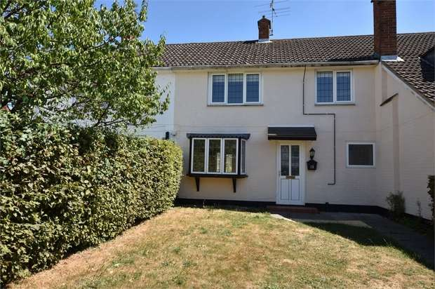 3 Bedrooms Terraced House for sale in Birchetts Close, Priestwood, Bracknell, Berkshire