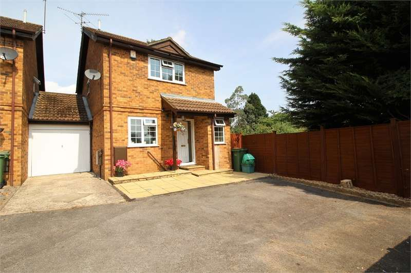 3 Bedrooms Detached House for sale in Hugh Fraser Drive, Tilehurst, READING, Berkshire