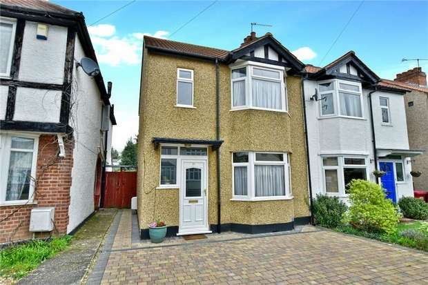 3 Bedrooms Semi Detached House for sale in New Road, Langley, Berkshire