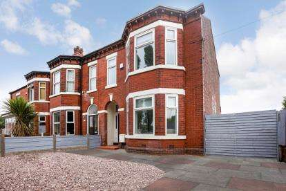 3 Bedrooms Semi Detached House for sale in Worsley Road, Swinton, Manchester, Greater Manchester
