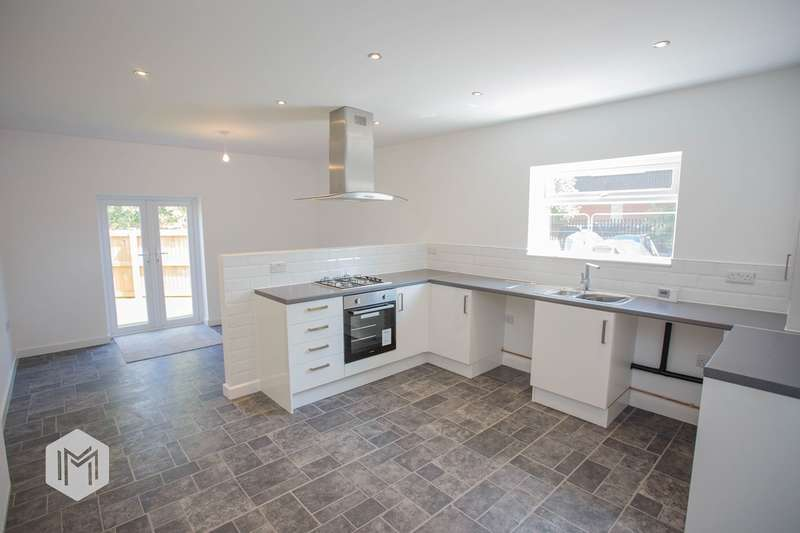 2 Bedrooms Terraced House for sale in The Wiganer, Wigan Road, Hindley, Wigan, WN2