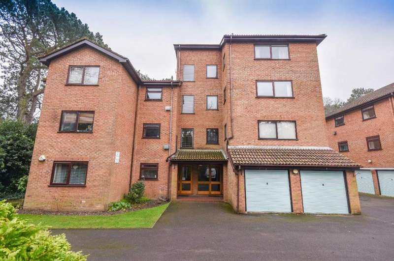 2 Bedrooms Apartment Flat for sale in Dean Park Road