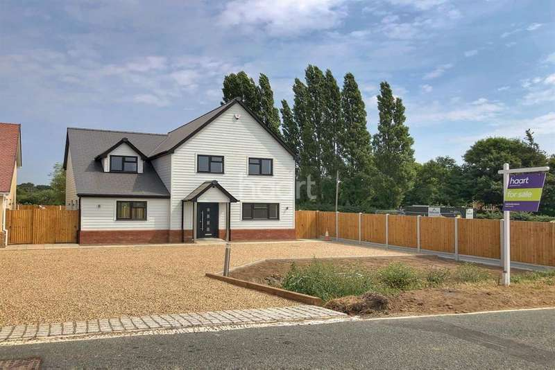 5 Bedrooms Detached House for sale in The Granaries, Bradfield Road, Wix, Manningtree